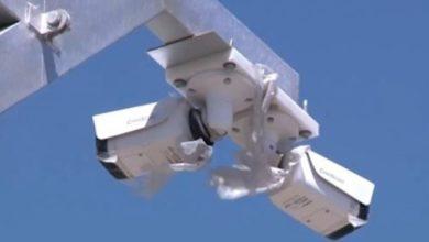 تصویر نصب ۶۰۰ دوربین هوشمند در شهر مقدس کربلا