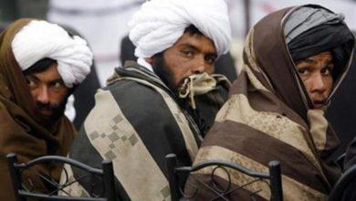 """تصویر گروگان گیری """"ملا نذیر ملا"""" توسط طالبان"""