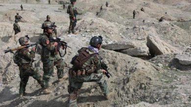 تصویر منطقه امام صاحب در شمال افغانستان به دست طالبان افتاد