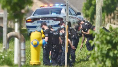 تصویر کشتار یک خانواده مسلمان در کانادا