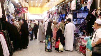 تصویر بررسی موضوع باز بودن مغازه ها هنگام نماز در عربستان