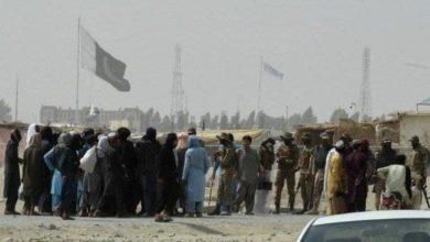 تصویر مهاجرت برخی شهروندان افغانستان به کشورهای همسایه
