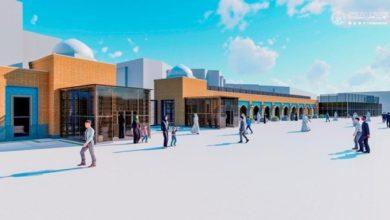 تصویر تکمیل طراحی پروژه رواق خیابان امام صادق علیه السلام در آستان مقدس علوی