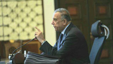 تصویر الکاظمی: از آمریکا و ایران خواستهایم از تسویه حساب در عراق دوری کنند