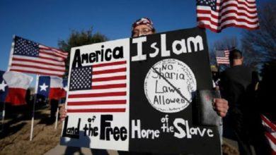 تصویر ثبت بیش از ۵۰۰ مورد اسلامهراسی در نیمه نخست ۲۰۲۱ در آمریکا