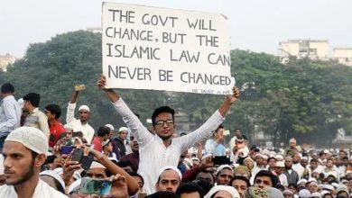 تصویر مسلمانان هند خواستار دسترسی به دادگاه های اسلامی هستند