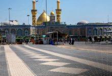 تصویر هزار متر مربع به فضای زیارتی حرم حضرت عباس علیه السلام افزوده شد