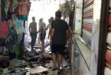 تصویر داعش مسئول انفجار دو روز پیش شهرک صدر بغداد