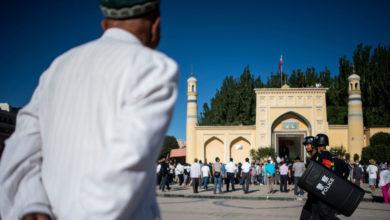 تصویر چین تبعیض علیه مسلمانان در استرالیا را محکوم کرد