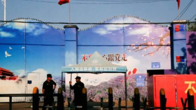 تصویر سنای آمریکا مصوبه ممنوعیت ورود همه کالاها از استان مسلماننشین چین را تصویب کرد