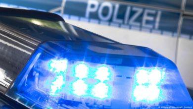 تصویر خنثی شدن یک حمله تروریستی در آلمان
