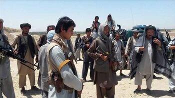 تصویر وزیر خارجه افغانستان: بیش از ۸۰ ولسوالی را از دست دادهایم