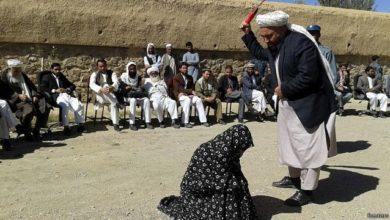 تصویر گزارش حقوقبشر از محدود کردن آزادی های بشری مردم توسط عناصر طالبان