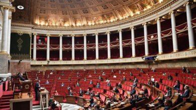 تصویر قانون ضد مسلمانان در مجلس ملی فرانسه تصویب شد