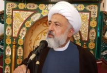 تصویر نایب رئیس مجلس اعلای اسلامی شیعیان لبنان: دولت نجات هرچه سریع تر تشکیل شود