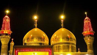 تصویر شیعیان جهان در غم و اندوه شهادت امام جواد علیه السلام