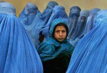 تصویر گزارش فارین پالسی از پدیده ازدواج اجباری در مناطق تحت کنترل طالبان