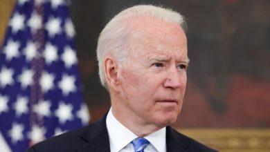 تصویر پیام رئیس جمهور آمریکا به مناسبت ماه محرم الحرام