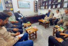 تصویر معرفی پروژه «حمایت از ایتام عراق» به وزارت برنامه ریزی، کار و امور اجتماعی عراق