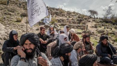 تصویر طالبان به فهرست تروریستی انگلیس اضافه میشود