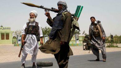 تصویر طالبان به پایتخت افغانستان نزدیک شد