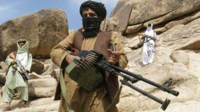 تصویر تصرف پنجمین مرکز ایالت در افغانستان توسط سنی های تندروی طالبان