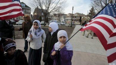 تصویر آگوست ماه قدردانی از مسلمانان آمریکا معرفی شد