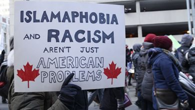 تصویر توصیه هایی به دستگاه قضایی کانادا برای مقابله با اسلام هراسی