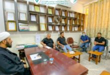تصویر تمرکز مؤسسه مصباح الحسین علیه السلام در مسیر خدمت رسانی به زائران أربعین حسینی علیه السلام