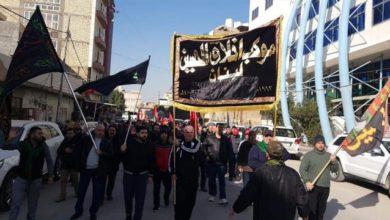 تصویر درخواست لبنانی ها برای لغو ویزای عراق جهت زیارت أربعین