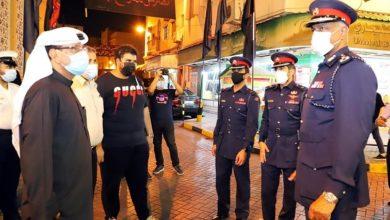 تصویر اوقاف جعفری بحرین: اجازه برپایی موکب های حسینی در اطراف مجالس عزاداری داده شد