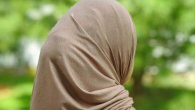 تصویر حجاب وکیل مسلمان در اداره پلیس میشیگان