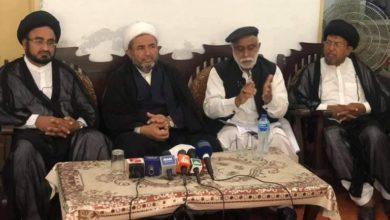 تصویر ابراز نگرانی علمای شیعه پاکستان نسبت به کاهش سهمیه اربعین