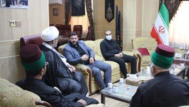 تصویر آمادگی آستان مقدس حسینی علیه السلام برای استقبال از زائران ایرانی اربعین