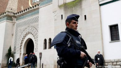 تصویر شش مسجد دیگر در فرانسه تعطیل شدند