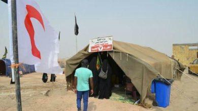 تصویر توضیح وزارت بهداشت عراق درباره دریافت واکسن توسط زائران اربعین