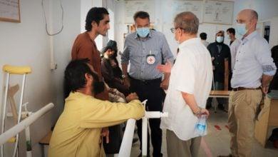تصویر هشدار رئیس کمیته بین المللی صلیب سرخ نسبت به کمک رسانی بشردوستانه مشروط به افغانستان