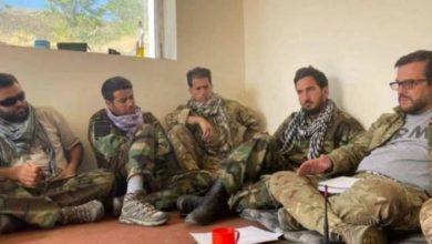 تصویر طالبان در پنجشیر مردم را شکنجه و زندانی میكند