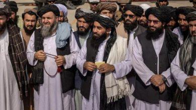 تصویر طالبان کارمندان زن را در کابل خانه نشین کرد