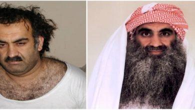 تصویر آغاز محاکمه مغز متفکر حملات ۱۱ سپتامبر در آمریکا