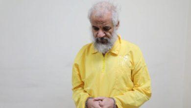 تصویر معاون ابوبکر بغدادی دستگیر شد