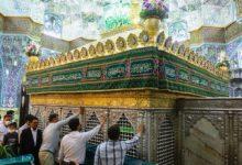 تصویر دسترسی زائران به ضریح حرم حضرت معصومه سلام الله علیها فراهم شد