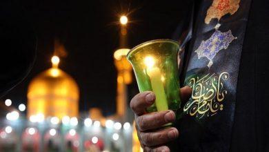 تصویر برگزاری مراسم شهادت امام رضا علیه السلام در کانادا