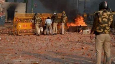 تصویر آتش زدن قرآن و تخریب چندین مسجد توسط هندوها