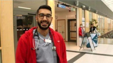 تصویر پزشک سوئدی: یکی از آرزوهایم زیارت حرم امام حسین علیه السلام قبل از مرگ است