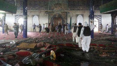 تصویر درخواست علمای شیعه افغانستان برای مجازات عاملان حمله تروریستی قندوز