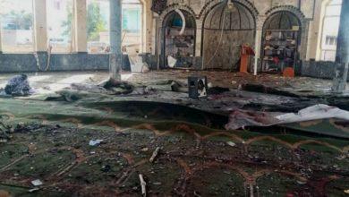 تصویر محکومیت انفجار مسجد شیعیان در افغانستان توسط مراجع عظام تقلید شیعه