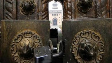 تصویر هشدار نسبت به ادامه تعطیلی مساجد کشمیر از سوی دولت هند