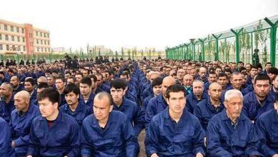 تصویر حمایت ۴۳ کشور از مسلمانان اویغور با قرائت بیانیه در سازمان ملل
