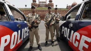 تصویر پلیس هند در تعقیب عاملان تعرض به آشپز مسلمان